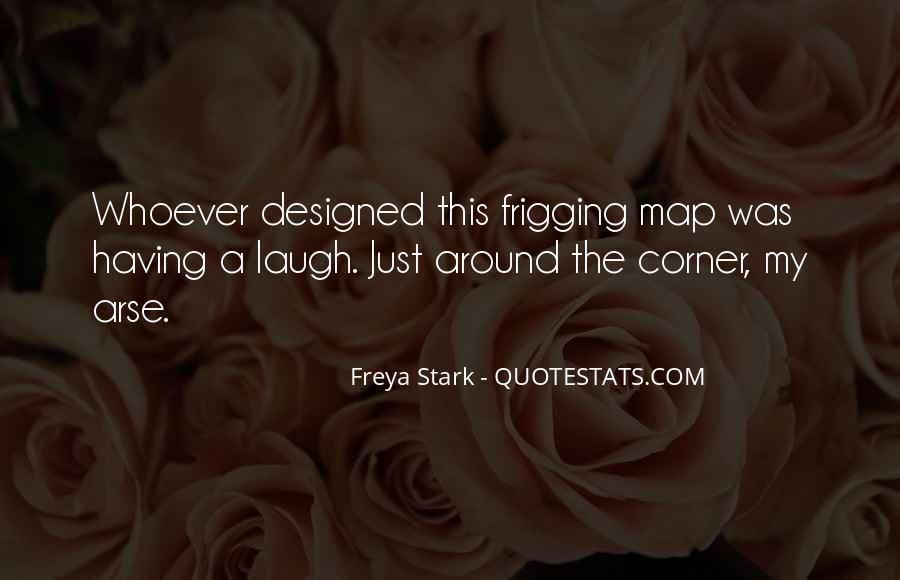 Freya Stark Quotes #982203