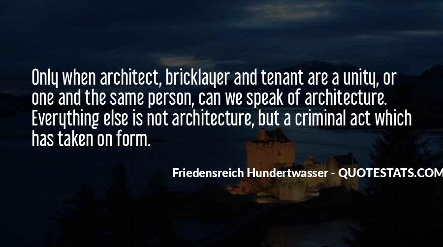 Friedensreich Hundertwasser Quotes #151201