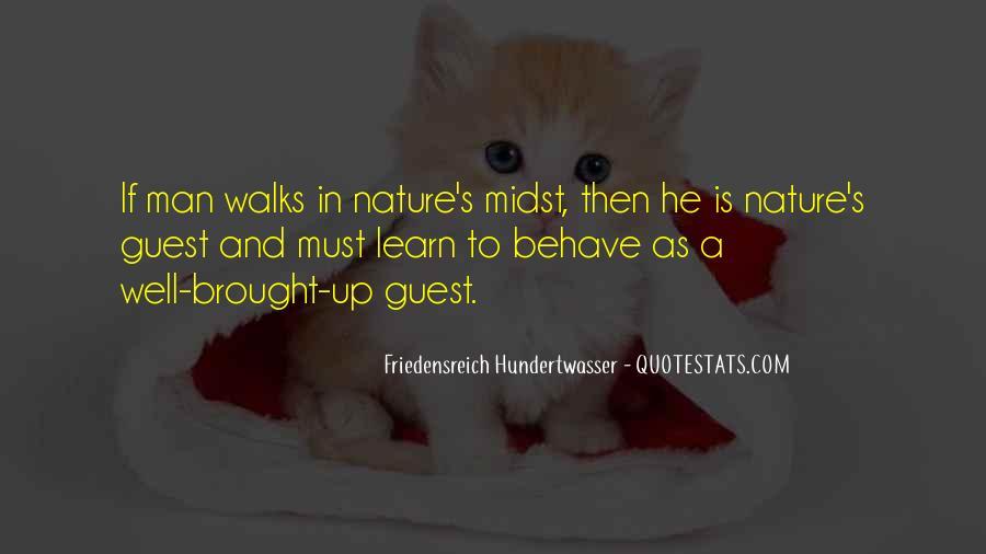 Friedensreich Hundertwasser Quotes #1629318