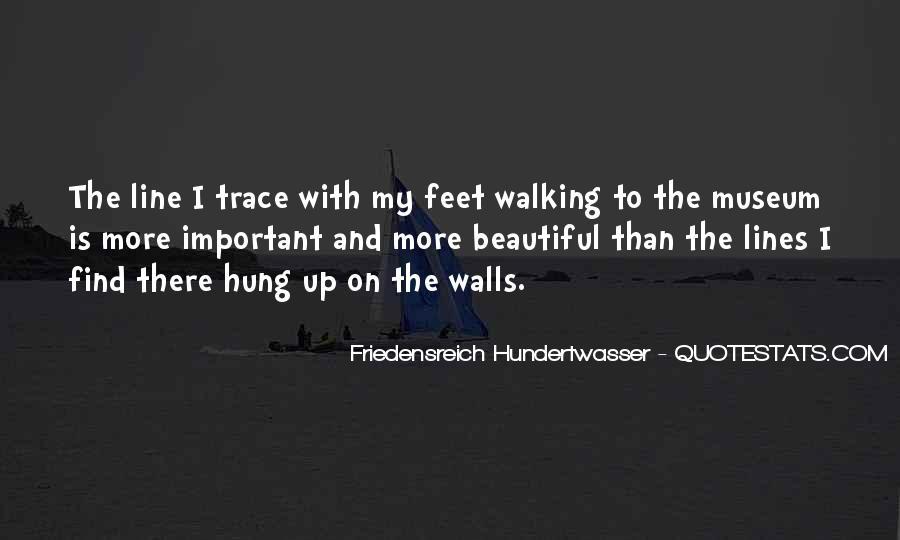 Friedensreich Hundertwasser Quotes #1764215