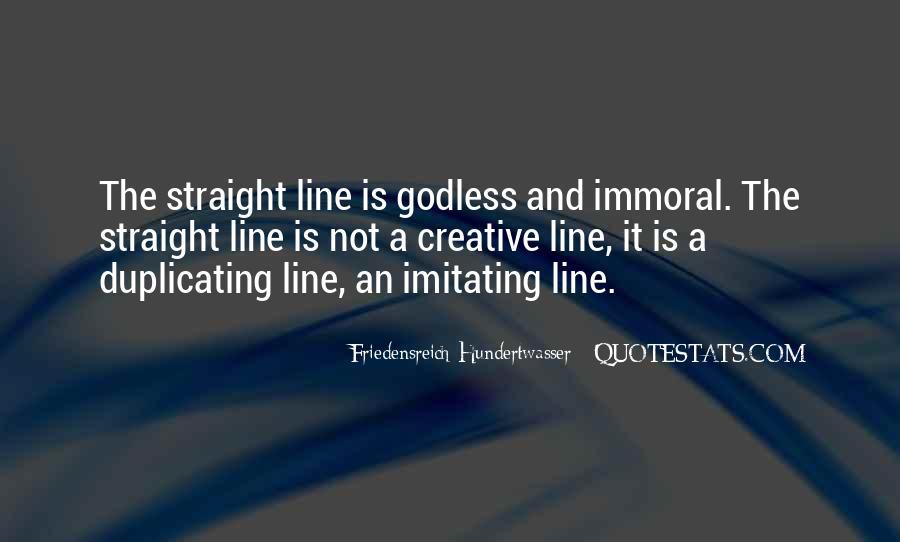 Friedensreich Hundertwasser Quotes #1852841