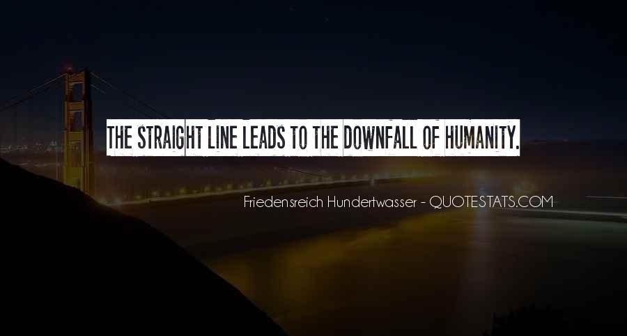 Friedensreich Hundertwasser Quotes #1861075