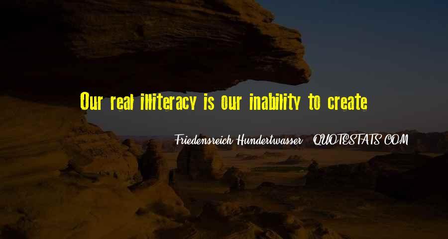 Friedensreich Hundertwasser Quotes #818984