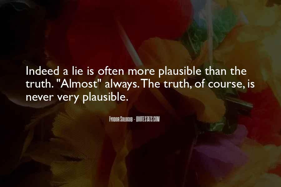 Fyodor Sologub Quotes #643008