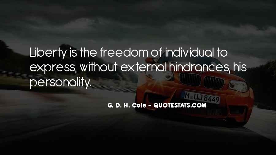 G. D. H. Cole Quotes #1081284