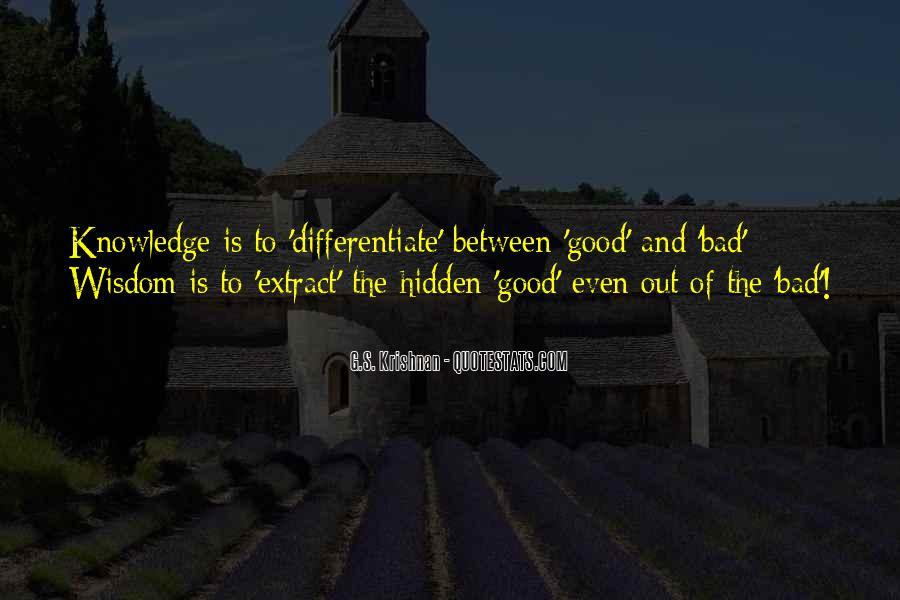 G.S. Krishnan Quotes #491724