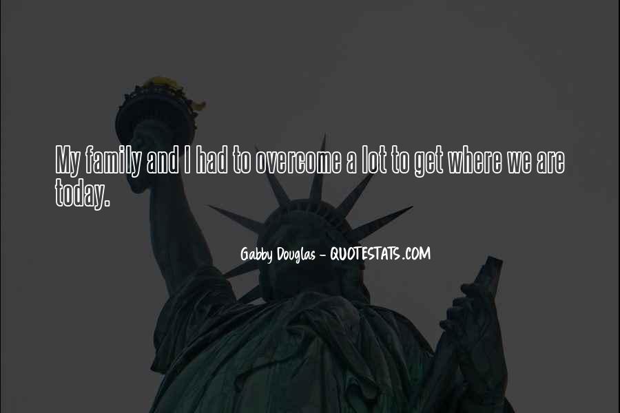 Gabby Douglas Quotes #1015980