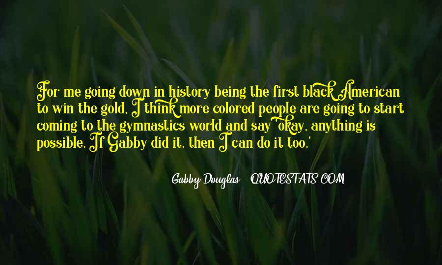 Gabby Douglas Quotes #1170775