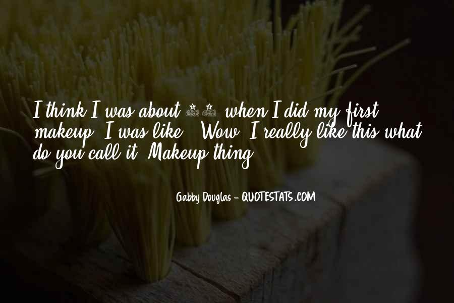 Gabby Douglas Quotes #1361400
