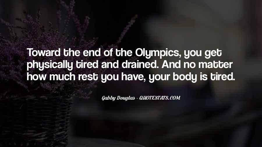 Gabby Douglas Quotes #149978