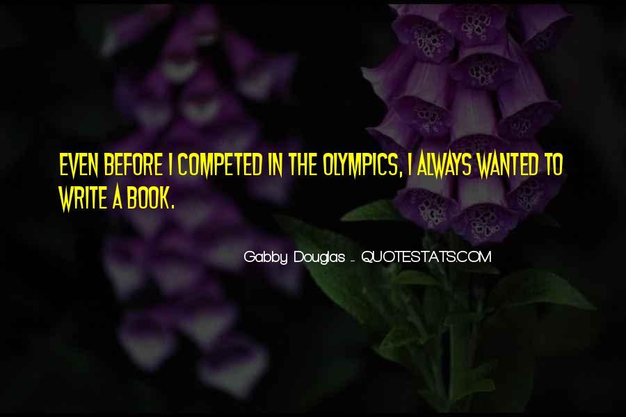 Gabby Douglas Quotes #1551333