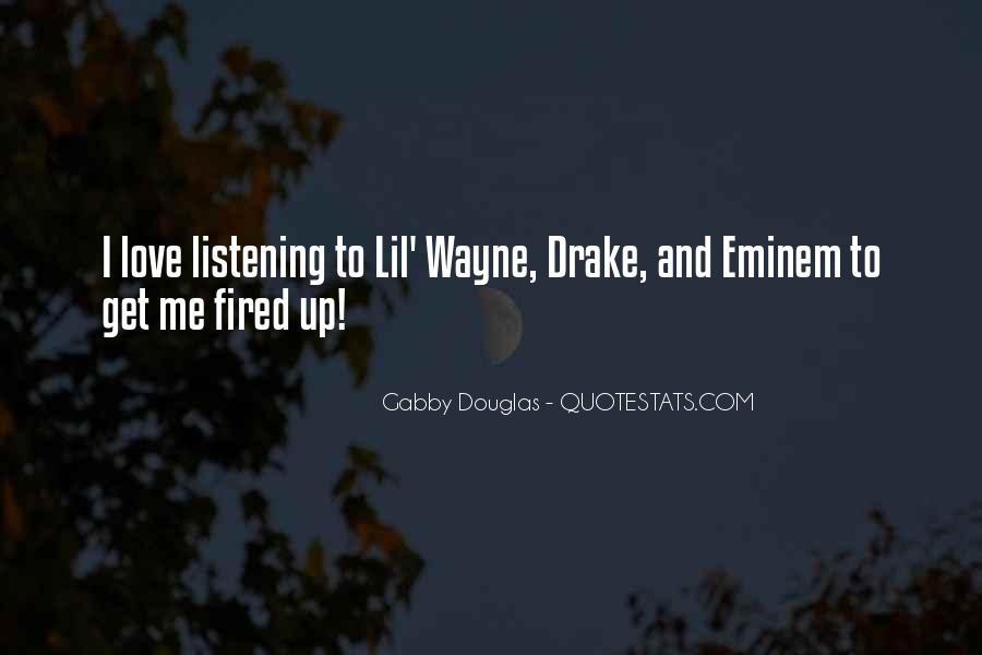 Gabby Douglas Quotes #1557322