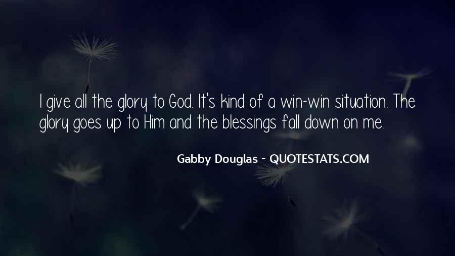 Gabby Douglas Quotes #1645512