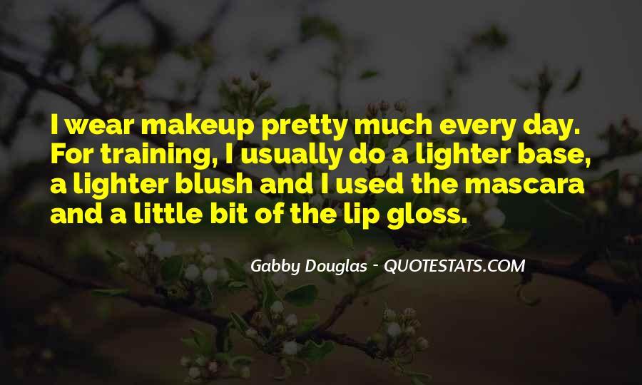 Gabby Douglas Quotes #1807001