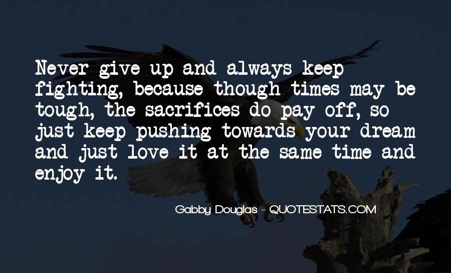 Gabby Douglas Quotes #1847084