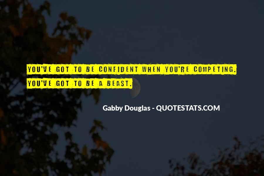 Gabby Douglas Quotes #194245