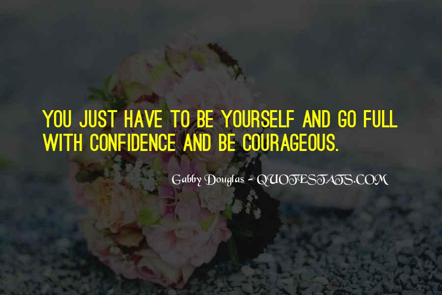 Gabby Douglas Quotes #248921