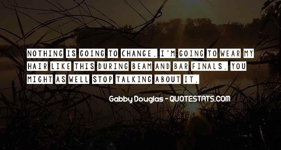 Gabby Douglas Quotes #342520