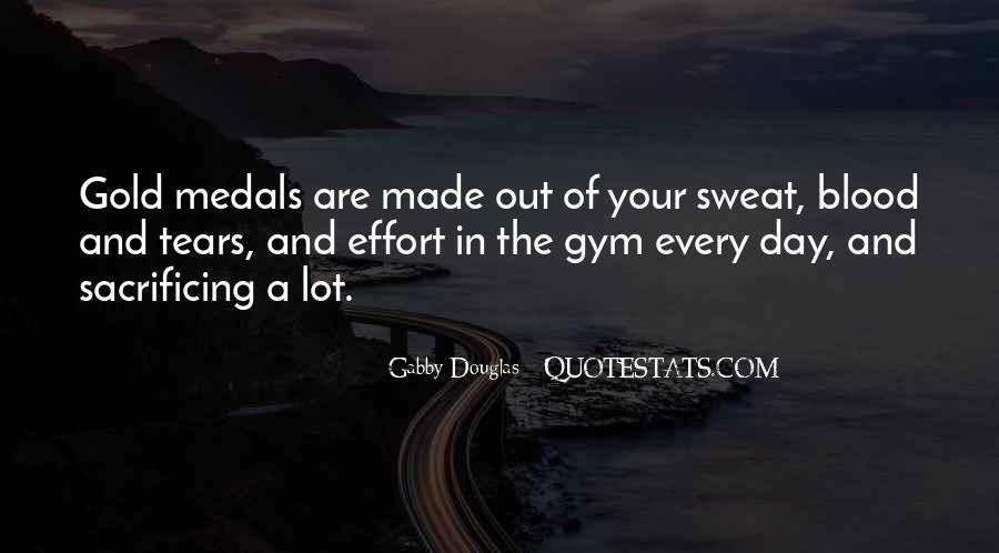 Gabby Douglas Quotes #507868