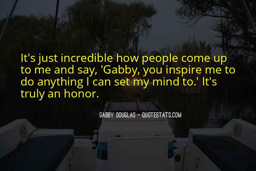 Gabby Douglas Quotes #772529