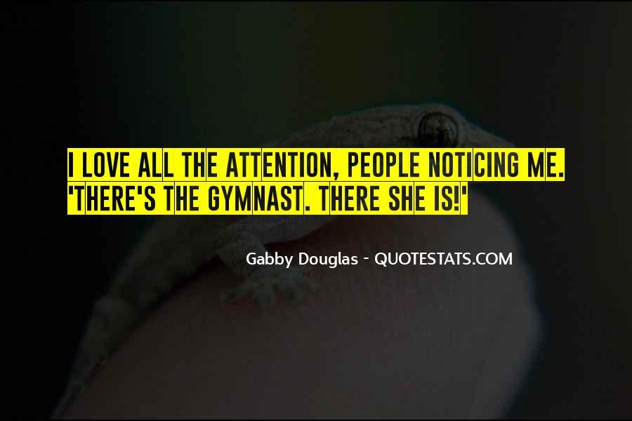 Gabby Douglas Quotes #78931