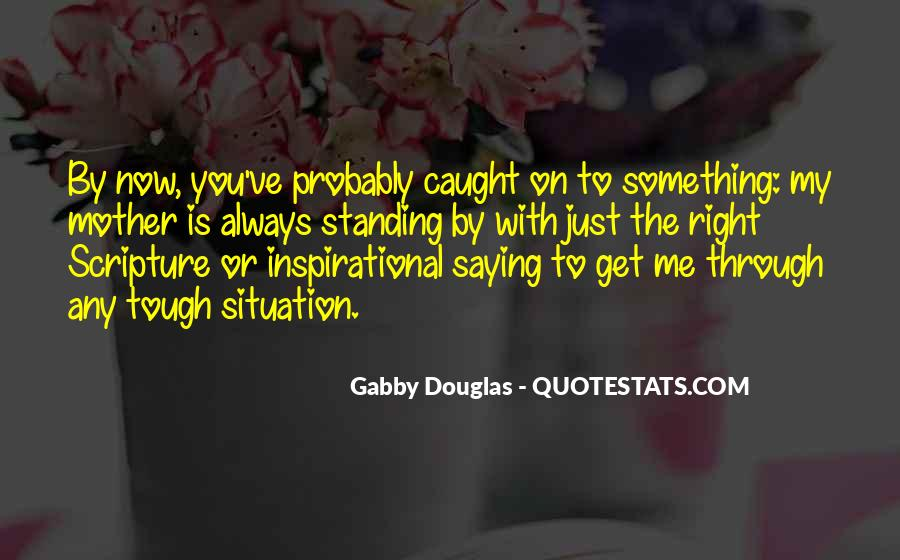 Gabby Douglas Quotes #79291