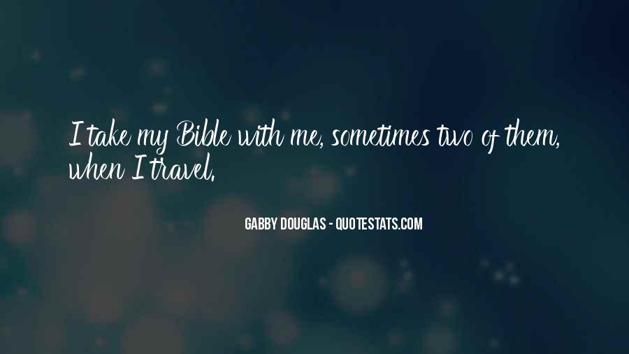 Gabby Douglas Quotes #814938