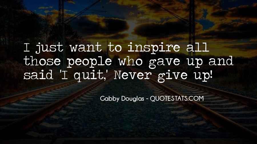 Gabby Douglas Quotes #883794