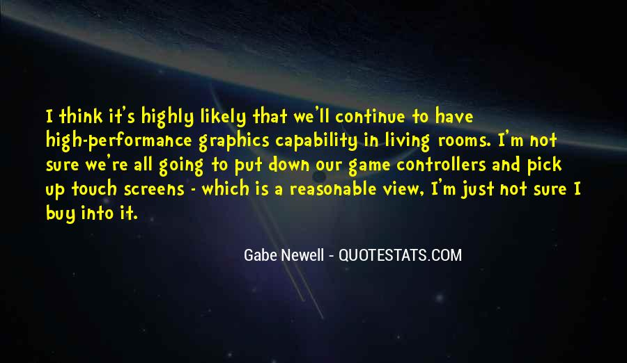 Gabe Newell Quotes #1406104