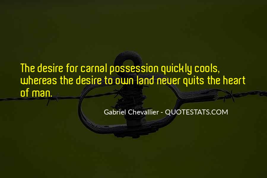 Gabriel Chevallier Quotes #1467557