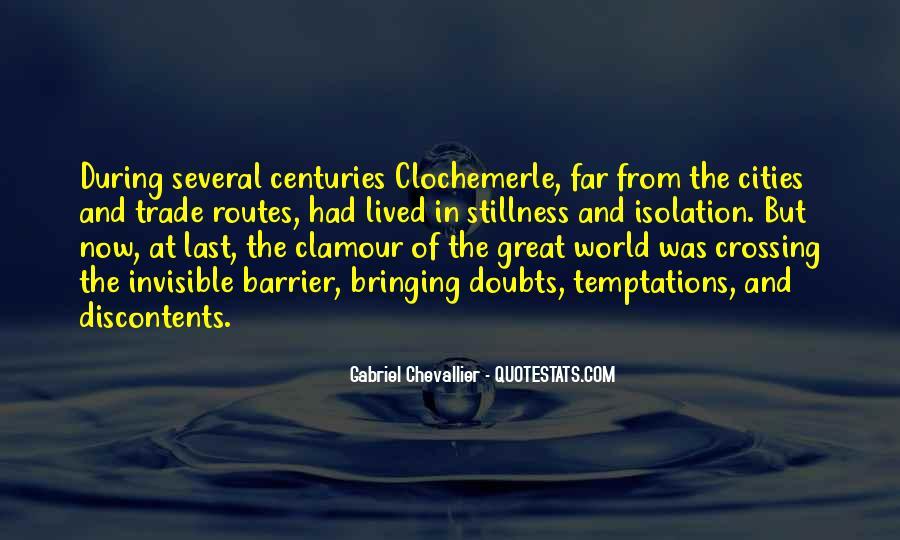 Gabriel Chevallier Quotes #195455