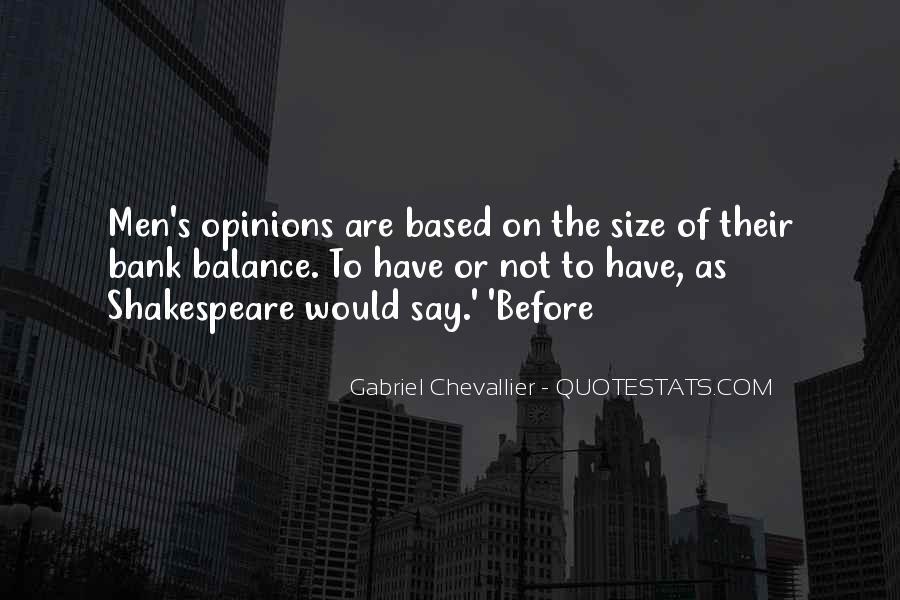 Gabriel Chevallier Quotes #605940