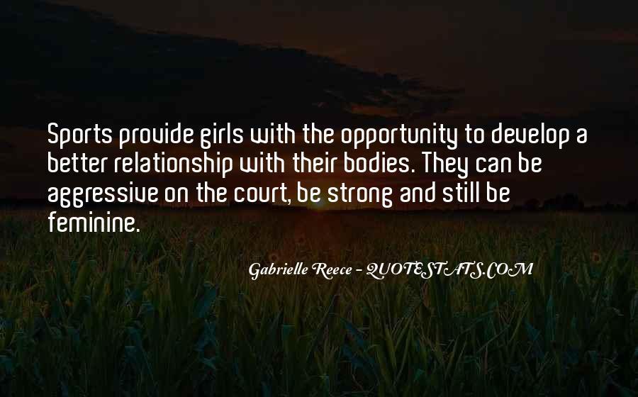 Gabrielle Reece Quotes #131482