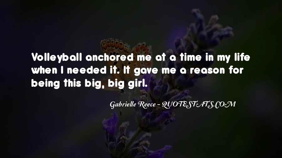 Gabrielle Reece Quotes #1558816