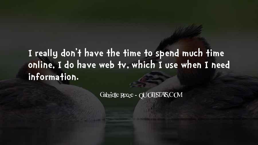 Gabrielle Reece Quotes #1570324