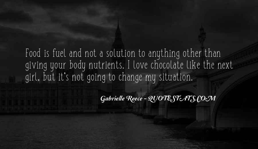 Gabrielle Reece Quotes #35532