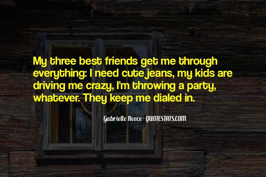 Gabrielle Reece Quotes #623019