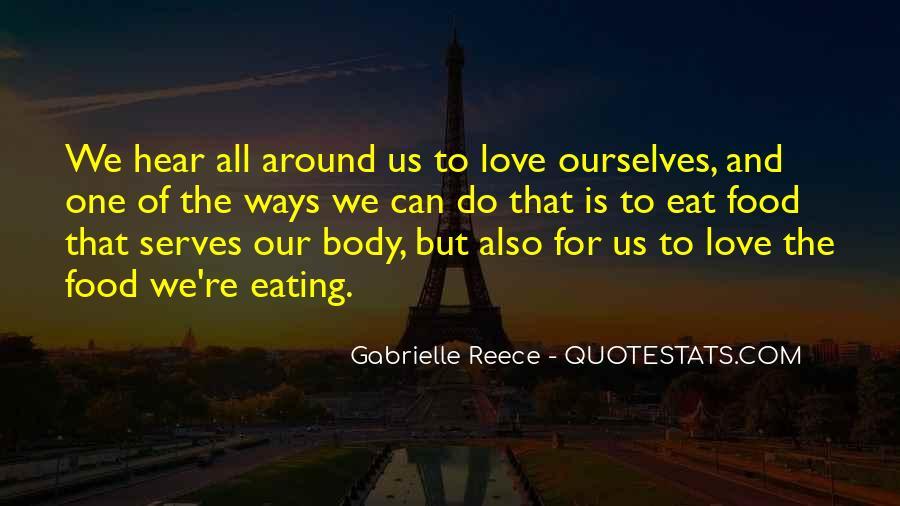 Gabrielle Reece Quotes #736639