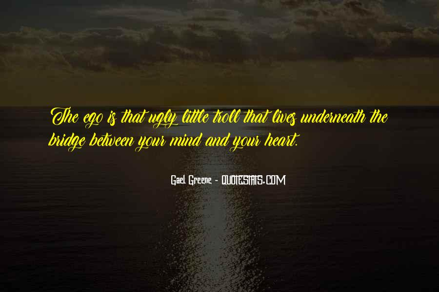 Gael Greene Quotes #324749