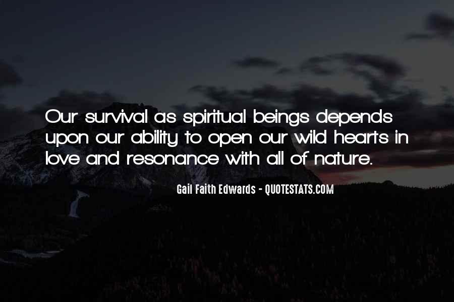 Gail Faith Edwards Quotes #1008031