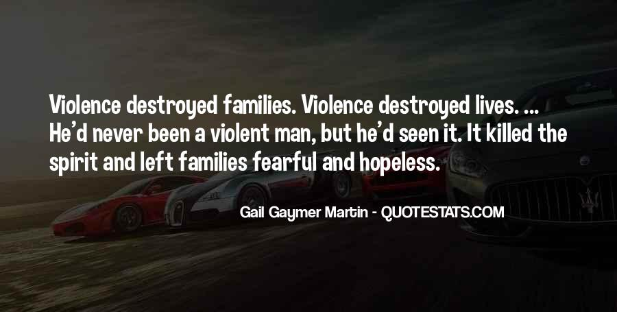 Gail Gaymer Martin Quotes #1347702