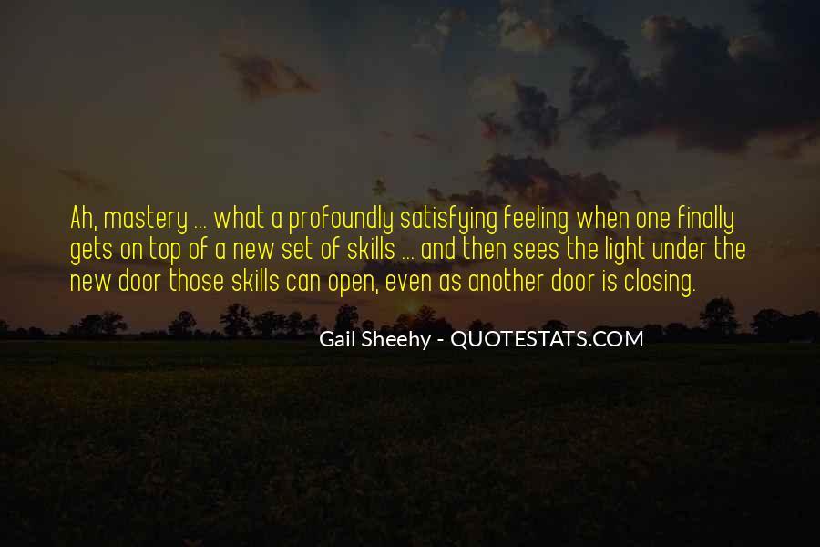 Gail Sheehy Quotes #1182151