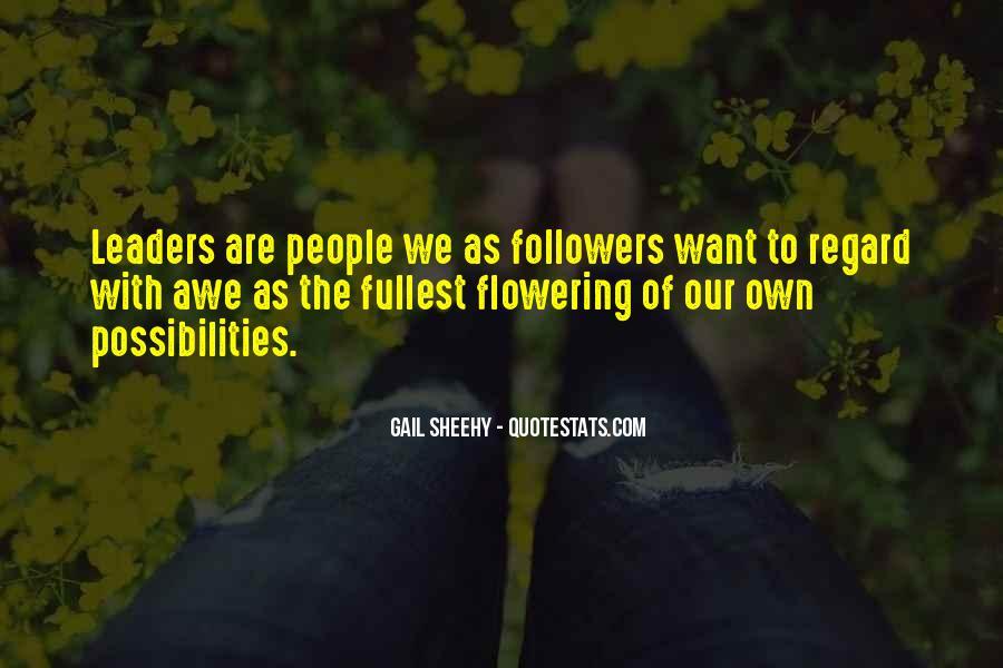 Gail Sheehy Quotes #1334475