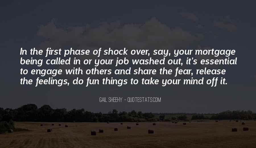Gail Sheehy Quotes #1757816