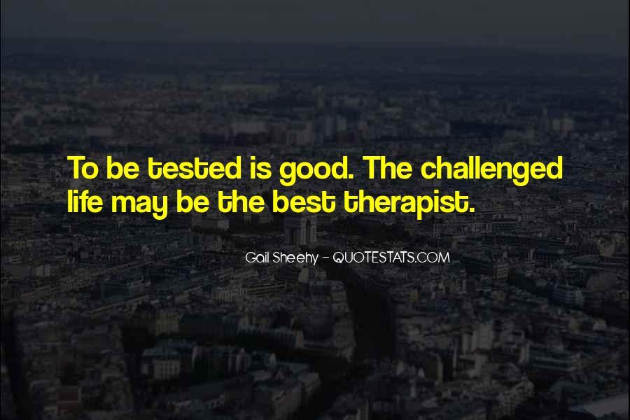 Gail Sheehy Quotes #328253