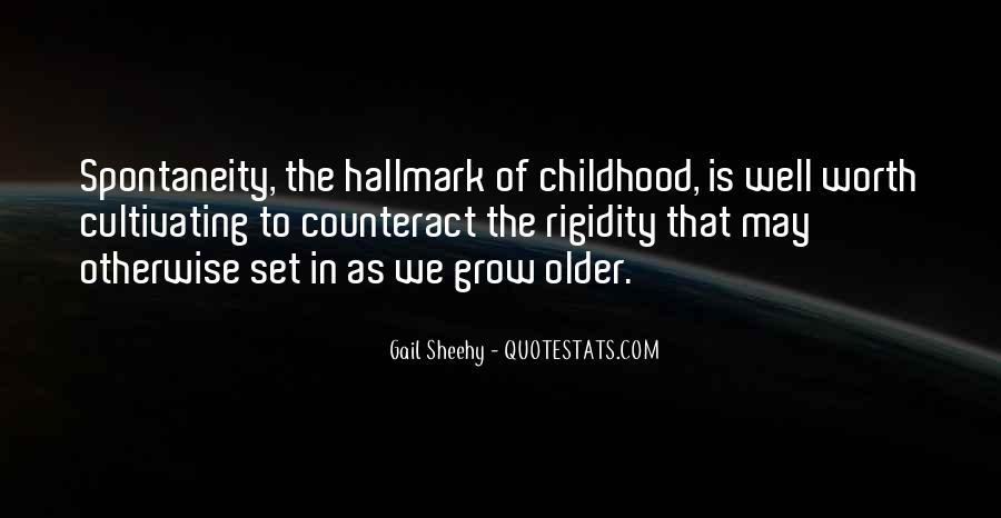 Gail Sheehy Quotes #394780