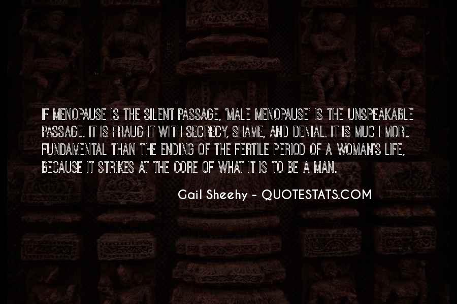 Gail Sheehy Quotes #471854