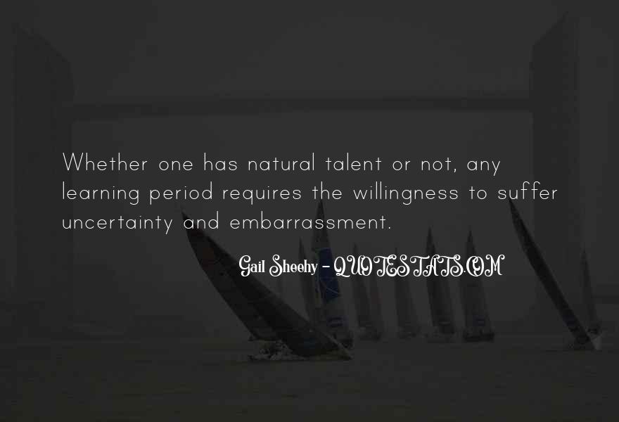 Gail Sheehy Quotes #622202