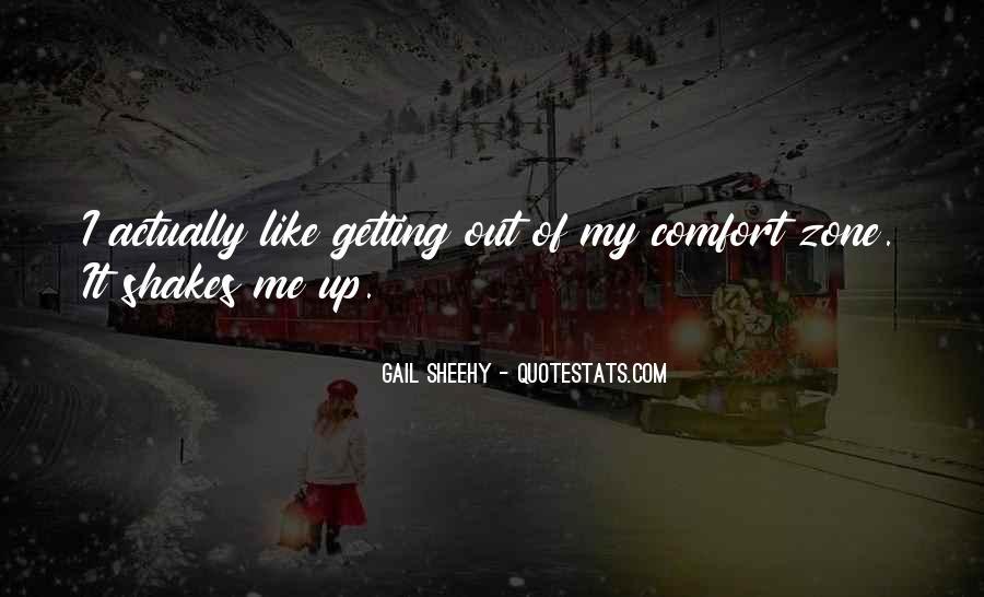 Gail Sheehy Quotes #674308