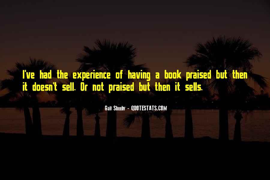 Gail Sheehy Quotes #880723